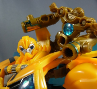 Transformers News: In Hand Images of Transformers Prime AM - 02 Bumblebee