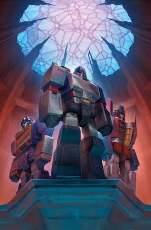 Transformers News: IDW Transformers Issue 14 Sneak Peek