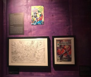 Transformers News: Marcelo Matere Power of the Primes Predaking Artwork Featured in Brazil's Museum of Image and Sound