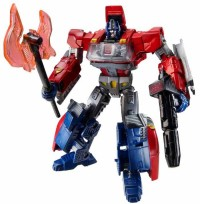 Transformers News: Video Review: Transformers Generations Deluxe Class Orion Pax