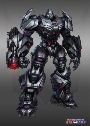Transformers News: Transformers Universe Concept Artwork
