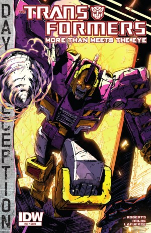 IDW Publishing Transformers: More Than Meets the Eye #37 Full Preview
