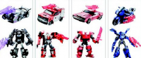 Transformers News: New Images of Transformers Prime First Wave Toys
