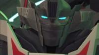 Transformers Prime 'Con Job' Promo