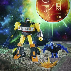 Transformers Kingdom Golden Disk Chapter 2 Set Revealed as Jackpot and Sights