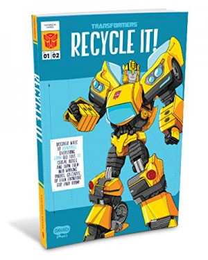 Transformers News: New Transformers Recycling Guide on Amazon for preorder