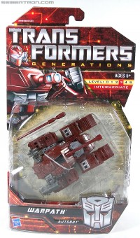 Transformers News: Generations Warpath now available at HasbroToyShop.com