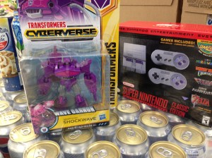 Transformers News: New Transformers Cyberverse Toy Sightings in USA, Canada and UK
