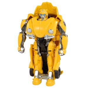 Bumblebee Movie TakaraTomy One Step Turbo Change Optimus Prime, Barricade, Bumblebee revealed