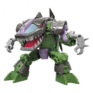 Tansformers War for Cybertron: Earthrise Doubledealer and Allicon Stock Photos Found