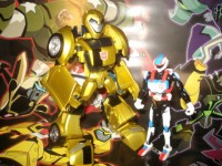 Transformers News: Extensive Look at Takara Animated TA-02 Bumblebee
