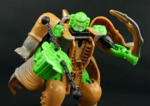 Transformers News: New Galleries: Takara Beast Wars C-7 Rhinox and VS-7 Rhinox