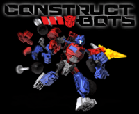 New Transformers Construct-Bots Online Game at Hasbro.com
