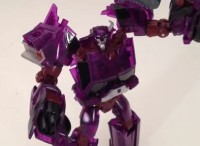 Transformers News: Transformers Prime Arms Micron AM-08 Terrorcon Cliffjumper Video Review