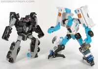 New Toy Galleries: PCC Stakeout with Protectobots and Crankcase with Destrons
