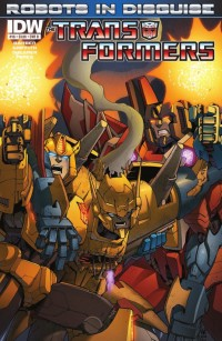 Transformers News: Transformers: Robots in Disguise #16 Review - Spoilers Within