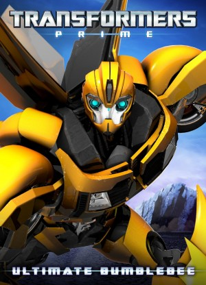 Transformers News: TRANSFORMERS PRIME ULTIMATE BUMBLEBEE DVD arrives in stores on Feb 25, 2014