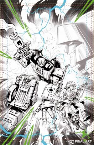 IDW Transformers Comics Solicitations For December 2020