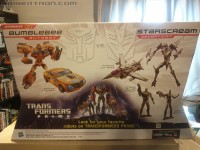 Additional In-Hand images of Transformers Prime Entertainment Pack w/ Starscream + Bumblebee