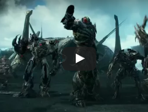 Transformers News: New Transformers: The Last Knight Spot Featuring new Footage of Nitro and Megatron