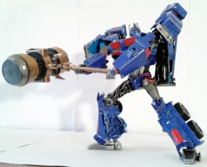 Transformers News: Creative Roundup, December 1, 2013