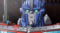 Transformers News: New Transformers Go! Clip Featuring Optimus Prime