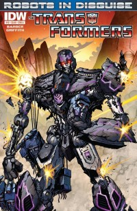Transformers News: Transformers: Robots in Disguise Ongoing #12 Preview