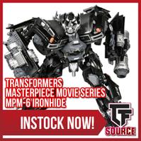 Transformers News: TFSource News - FT Hydra, MP-09 Rodimus Prime, MPM-06 Ironhide, UT Challenger, MP-34 Cheetor & More!