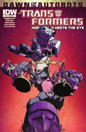 Transformers News: IDW Transformers: More Than Meets the Eye #33 Review