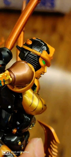 Transformers News: In Hand Images of Masterpiece MP-46 Blackarachnia (Blackwidow)