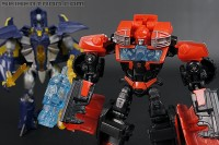Transformers News: New Toy Galleries: Transformers Prime Cyberverse Commanders Ironhide and Dreadwing