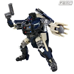 Transformers News: Stock Images of Takara Tomy Transformers: The Last Knight TLK-02 Barricade