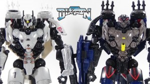 Video Review and Comparison of Transformers Toys R Us Exclusive Studio Series 09 Thundercracker - Updated