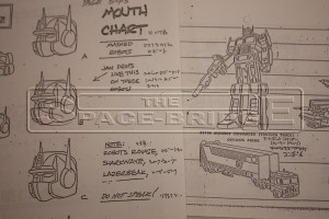 The Transformers 1984 Animation Bible Up for Auction