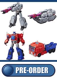 Transformers News: The Chosen Prime Sponsor News - August 27, 2018
