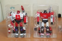 Transformers News: Packaging Variant for Takara Tomy Transformers Masterpiece MP-12 Lambor and MP-14 Red Alert?