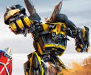 Transformers News: Transformers: Age of Extinction Vintage Camaro Bumblebee Robot Mode Image