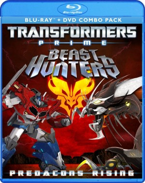 Transformers News: Transformers Prime Beast Hunter: Predacons Rising Making of Predaking Exclusive Clip
