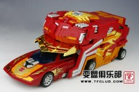 New Images of the Fansproject's TFX-04 / Protector Set
