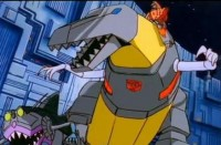 Gregg Berger Wants You to Vote Grimlock!