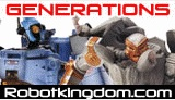 Transformers News: ROBOTKINGDOM .COM Newsletter #1244