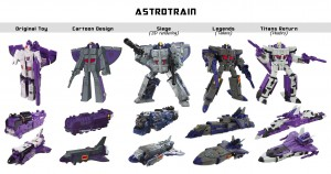 Transformers War for Cybertron Siege Comparison Charts for Apeface Crosshairs and Astrotrain