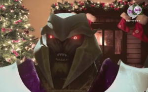 "30-Second Holiday Specials - Decepticon Holidays ""Naughty List"" and ""Decepticon Pudding"""