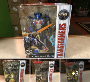 Transformers: The Last Knight Toys Available at Retail Before Official Street Date