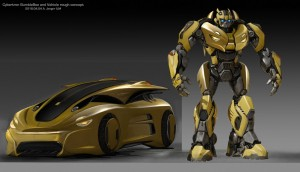 Transformers News: ILM Post Case Study of Bumblebee Movie and Bumblebee Statue Lands At Pier 39, San Francisco