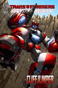 Transformers News: 5 Page Preview of Spotlight: CLIFFJUMPER