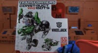 Transformers News: PRIME reviews Constructbots Wheeljack