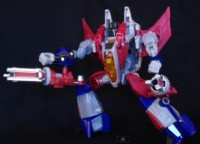 Transformers News: Transformers Generations: Fall of Cybertron Deluxe Starscream Video Review