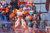 Transformers News: Toy Fair 2013 Coverage: Transformers: Rescue Bots