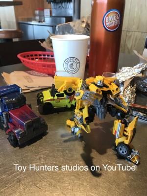 Possible Second Run of Transformers Studio Series Bumblebee
